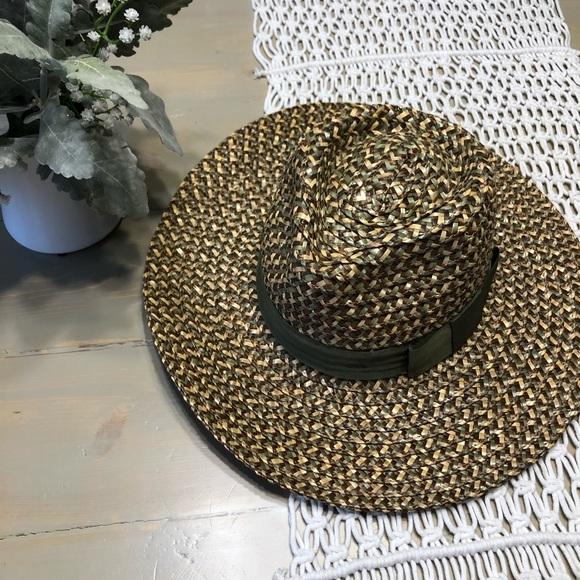 06a17f120c7 Brixton Joanna Straw Hat